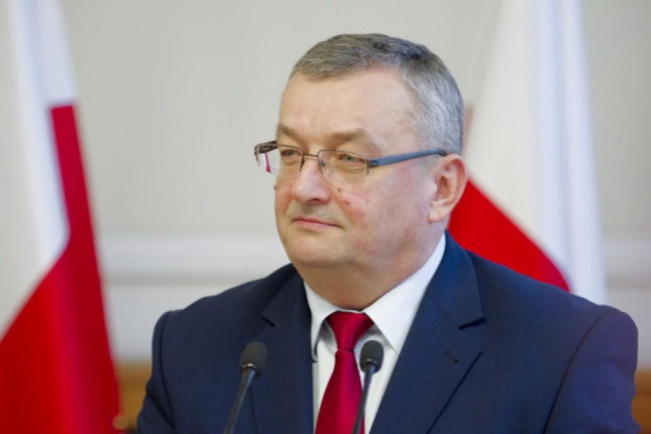 Andrzej Adamczyk o Mieszkaniu plus: współpraca z samorządami przerosła oczekiwania