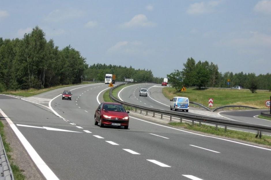 Droga ekspresowa S7 od Krakowa do granicy z woj. świętokrzyskim coraz bliżej
