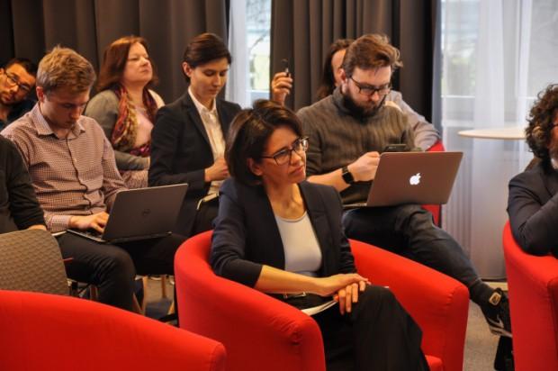Anna Streżyńska: Nie zamierzamy ograniczać wolności w internecie