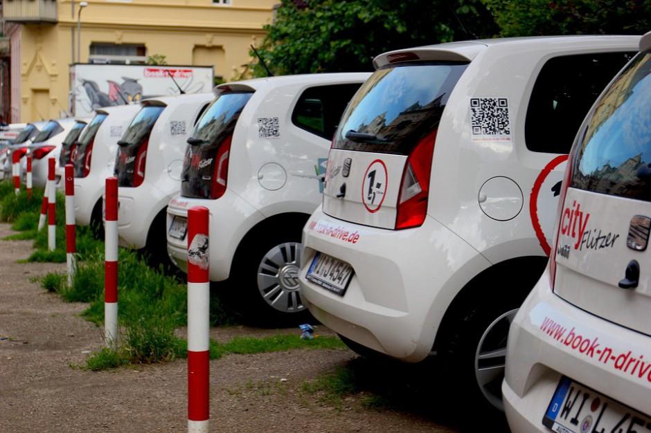 CarSharing. Samochody na wynajem w Trójmieście już w styczniu 2018 roku