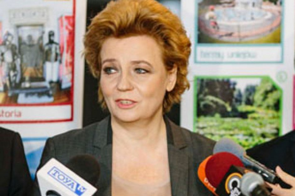 Hanna Zdanowska odpowiada na zarzuty prokuratury