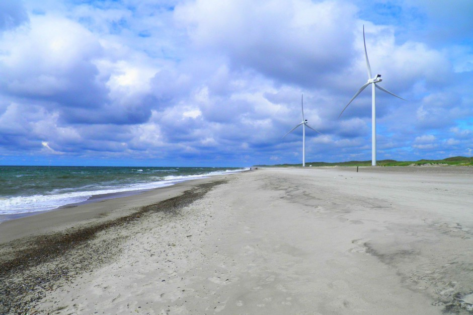 Europa prekursorem wytwarzania energii przez morskie elektrownie wiatrowe