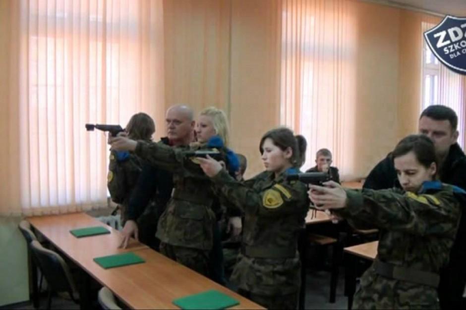Klasy mundurowe z nowym programem nauczania