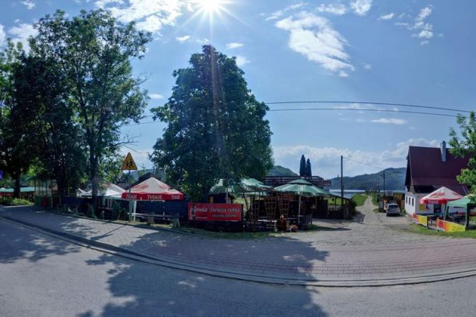 Gródek nad Dunajcem przebuduje centrum. Dla turystów