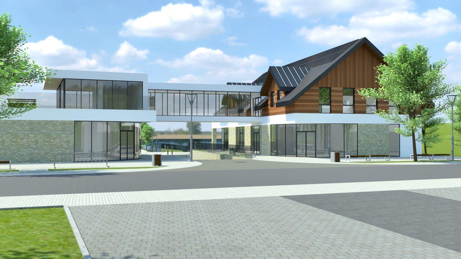 Plan turystyczno-rekreacyjnego zagospodarowania centrum Gródka już powstał (fot.gminagrodek.pl)