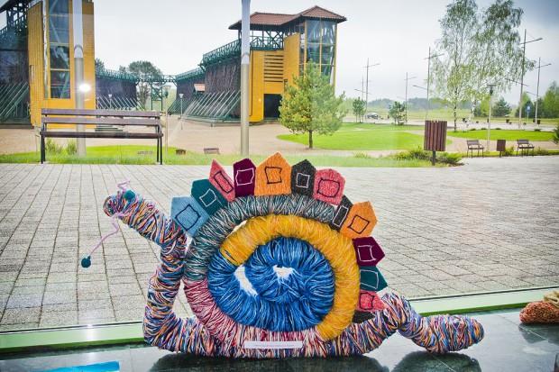Symbolem miast Cittaslow jest ślimak (fot.cittaslow.pl)
