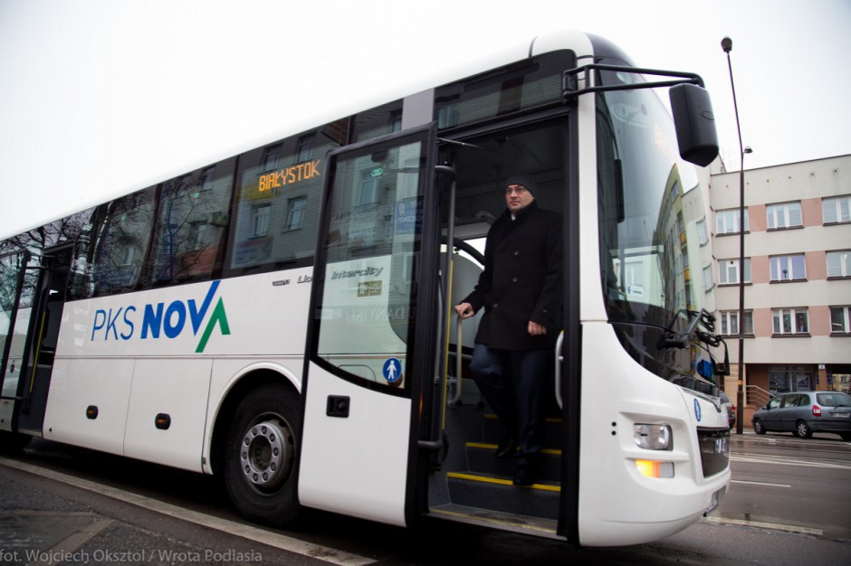 Podlaskie. Firmie PKS Nova nie udało się sprzedać dworca w Augustowie