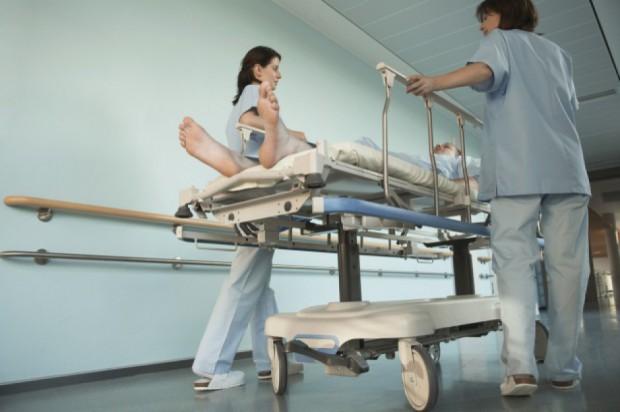 W sieci szpitali 594 placówki, poza nią - 355 szpitali