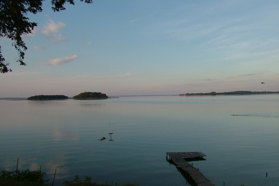 Nad jeziorem Śniardwy za rok ma powstać nowy port