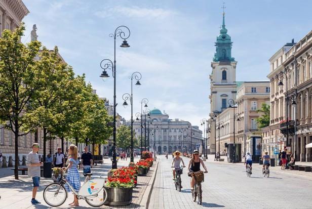 Rada Warszawy zmieniła nazwy sześciu ulic w związku z dekomunizacją