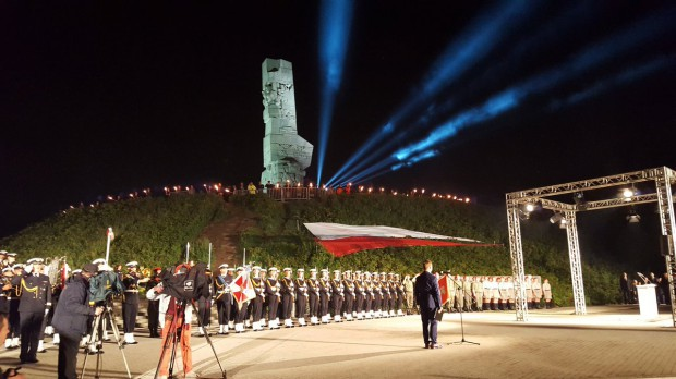 Afera na Westerplatte: Nie pozwolili odczytać Apelu Pamięci