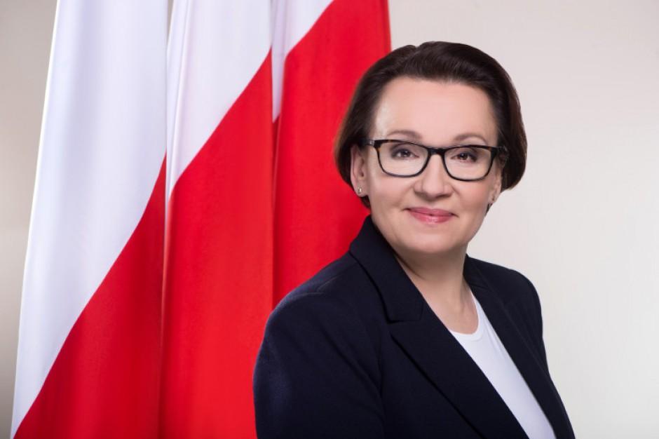 Reforma edukacji, Anna Zalewska: Gimnazja nie wyrównywały szans. Wręcz odwrotnie