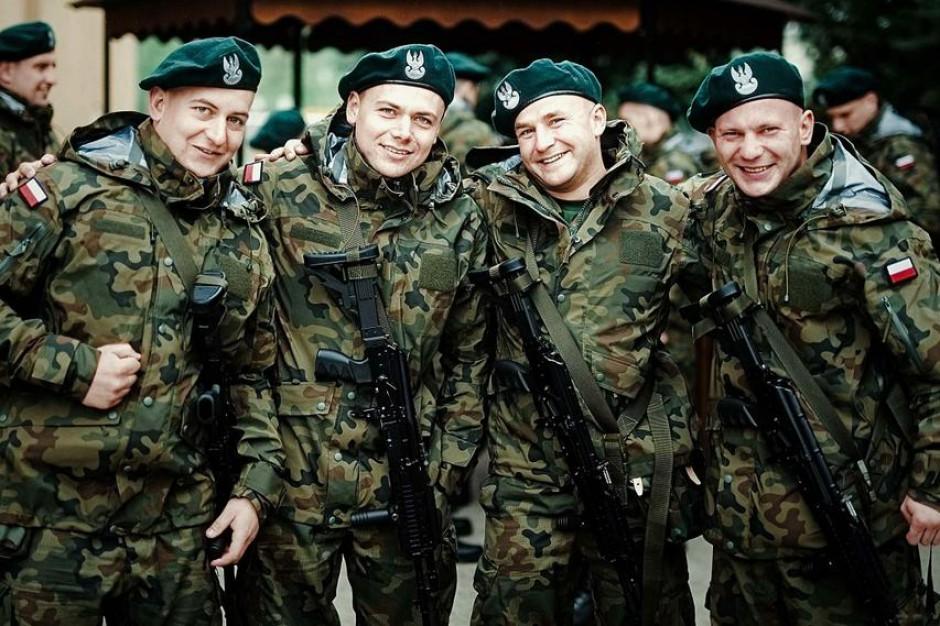Macierewicz: Wojska Obrony Terytorialnej to konsekwencja patriotycznego poruszenia wśród młodzieży