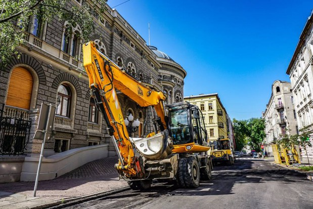 Przebudowa ciepłociągu w Łodzi: Od 1 września utrudnienia w ruchu