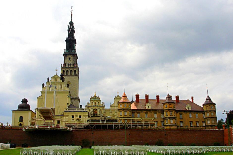 Częstochowa: Prezydent Krzysztof Matyjaszczyk proponuje zmianę herbu miasta