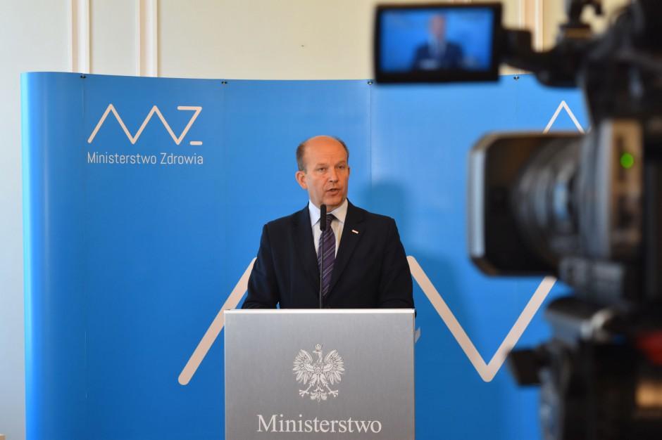Konstanty Radziwiłł: Szpitale w sieci będą szczególnie dobrze sytuowane
