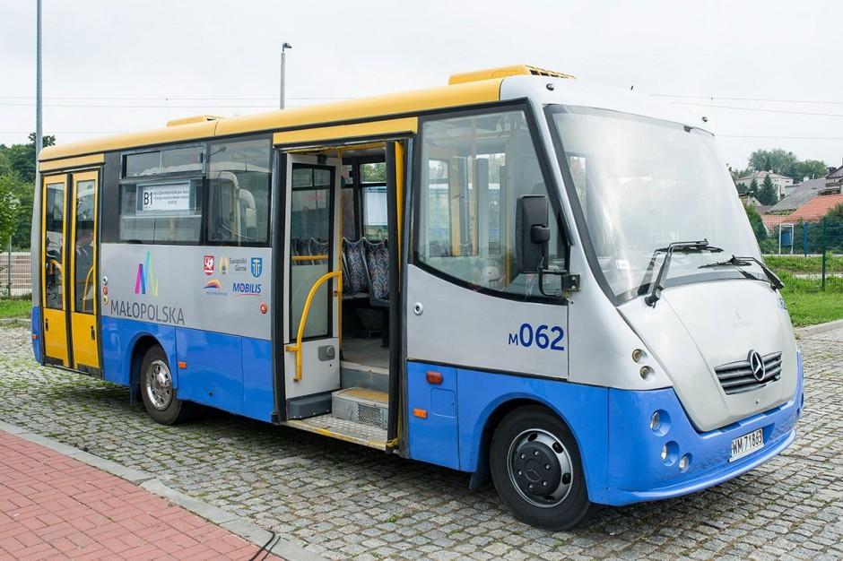 Autobusy dowiozą pasażerów na Szybką Kolej Aglomeracyjną