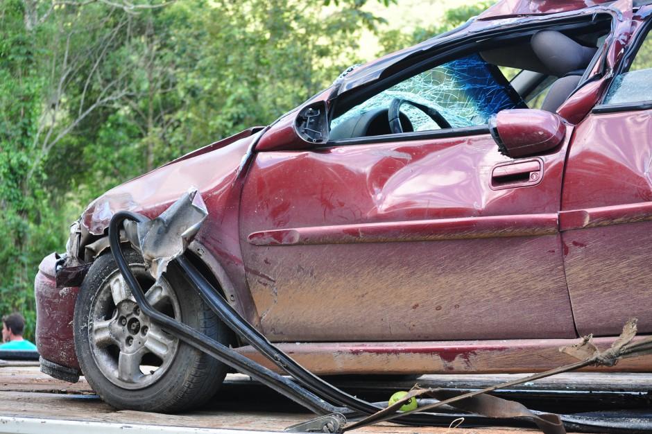 Ostatni weekend wakacji: 263 wypadki na drogach