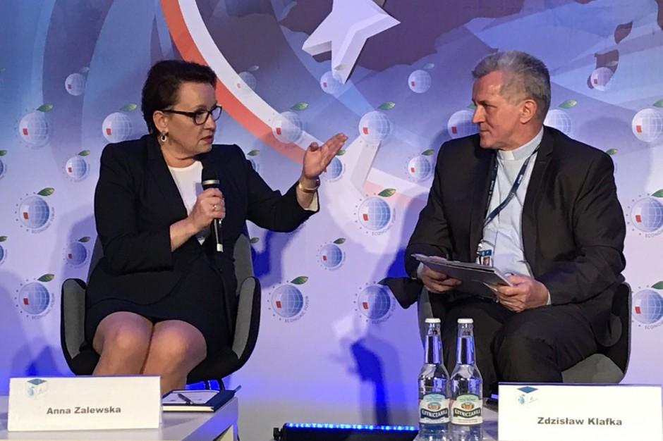 Anna Zalewska: Chcę być partnerem dla samorządów w kwestii reformy edukacji