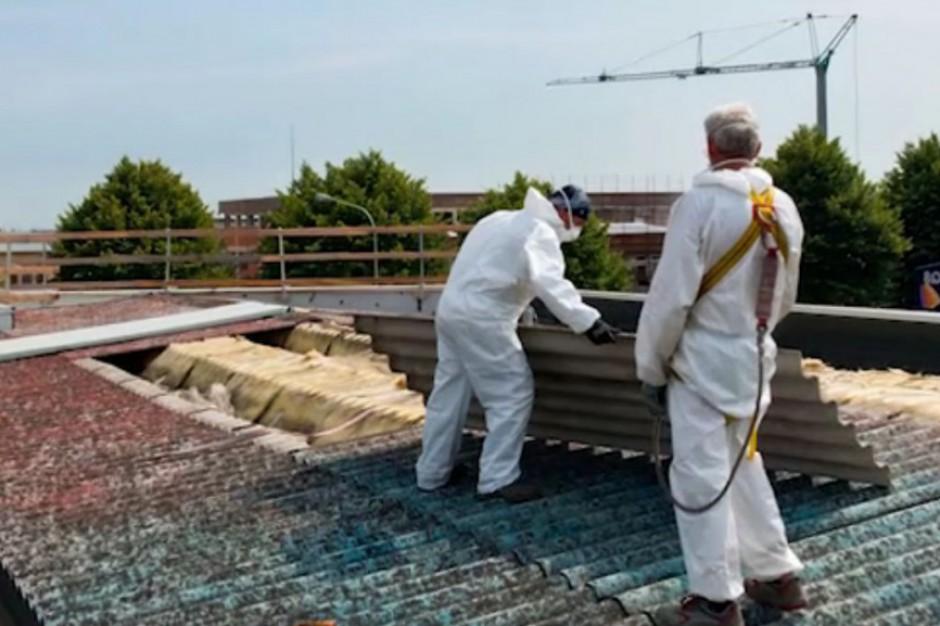 Rusza nabór wniosków na usuwanie azbestu w gminach poszkodowanych w nawałnicach