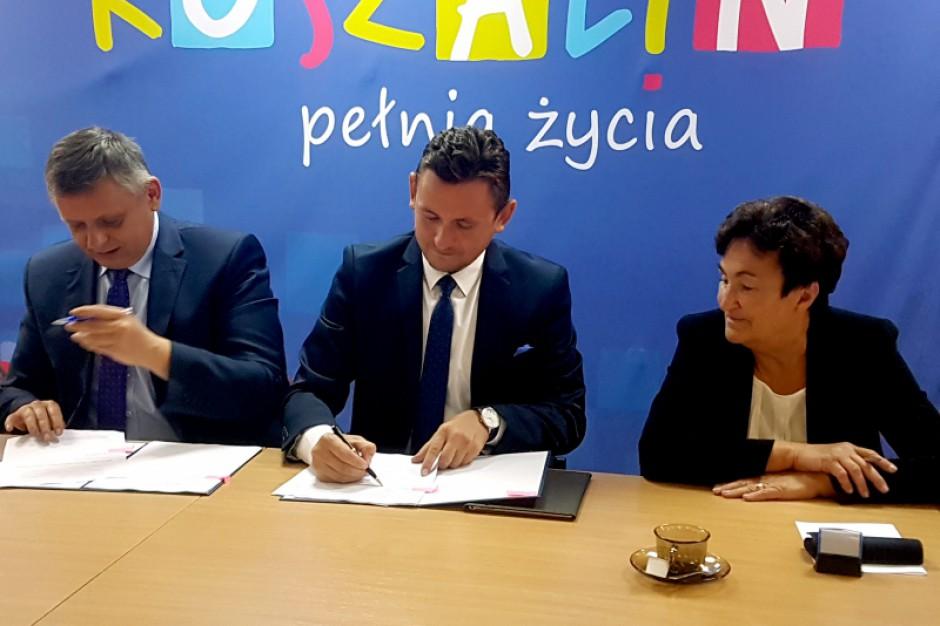 11 mln zł na drogowo-rowerowe inwestycje w Koszalinie