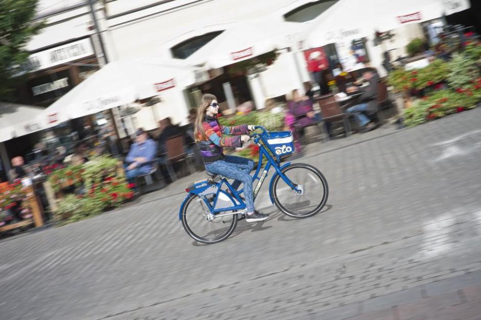Kraków zmienił model finansowania roweru miejskiego. Inne miasta chcą wiedzieć, jak to zrobił