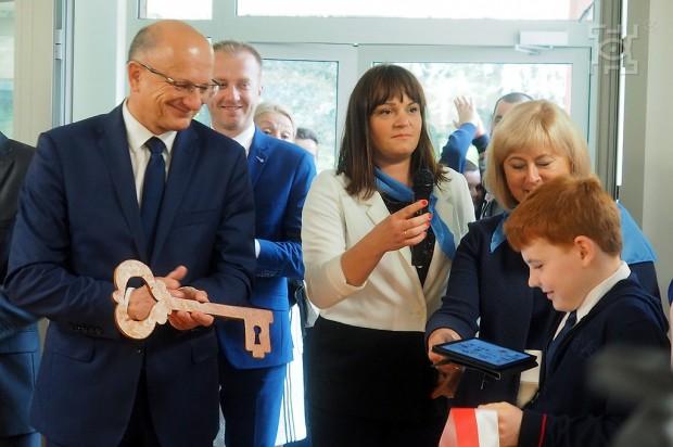 Lublin otworzył szkołę dla dzieci z autyzmem