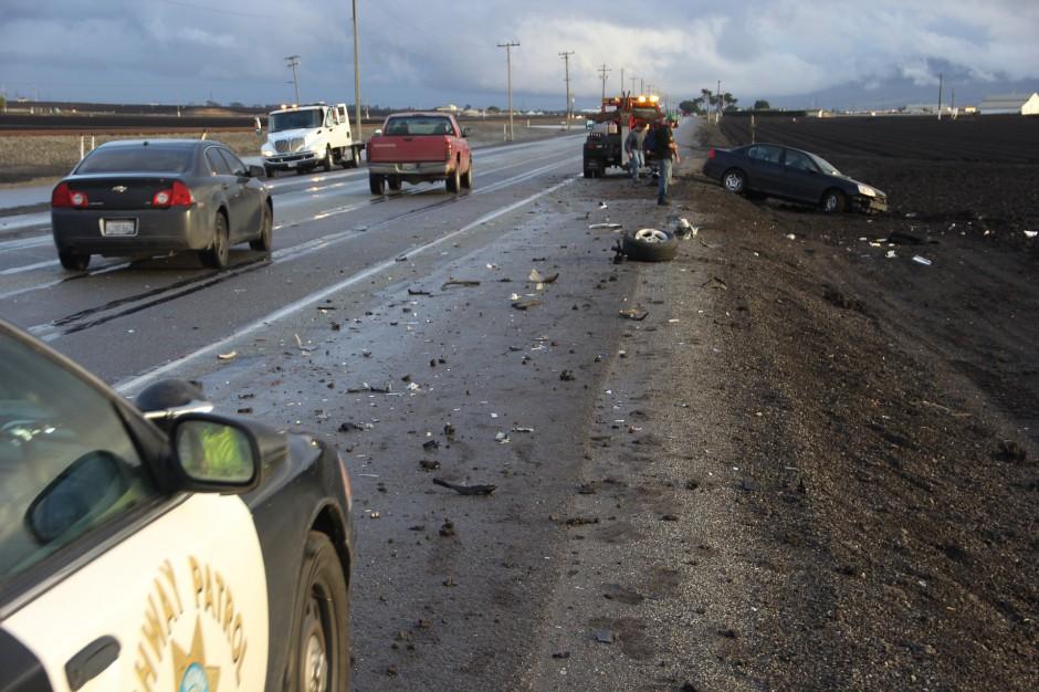 Wypadki na drogach kosztują 60 mld zł rocznie