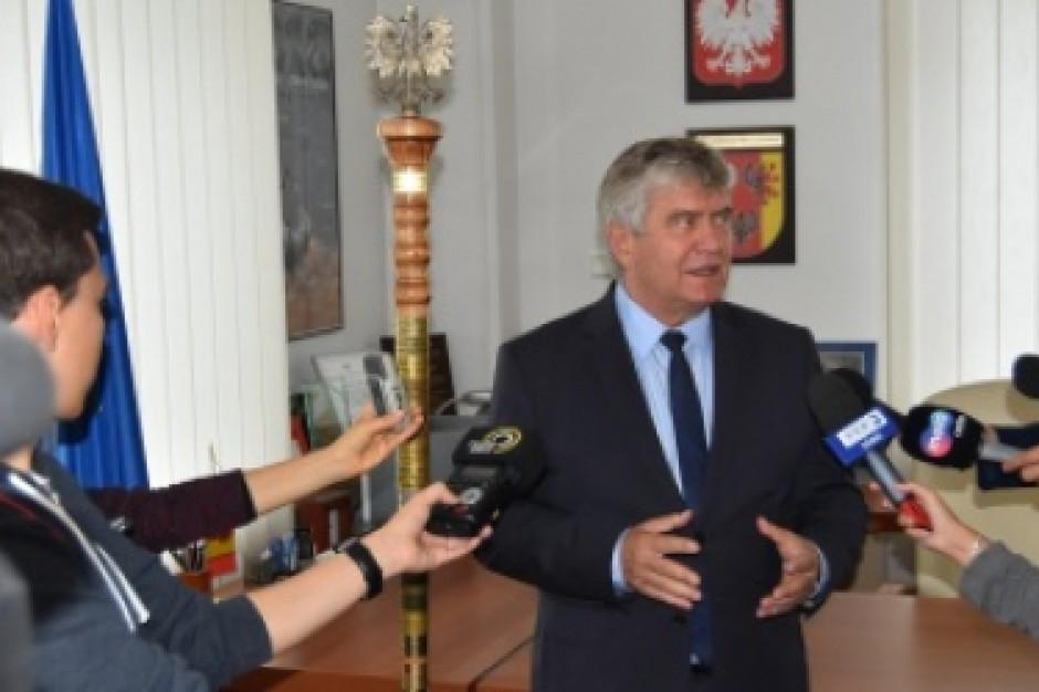 Markku Markkula gościem Konwentu Marszałków