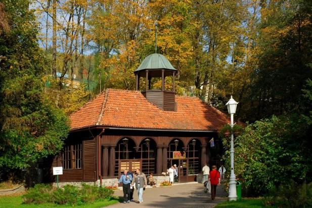 Krynickie sanatorium i pijalnia zmienią się dzięki środkom unijnym