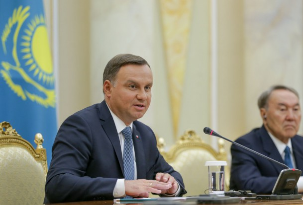 Andrzej Duda: By miasta były atrakcyjne, muszą się odradzać i rozwijać