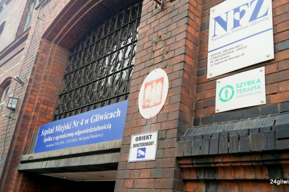 Gliwice: Pożyczka miasta dla szpitala budzi wątpliwości radnych