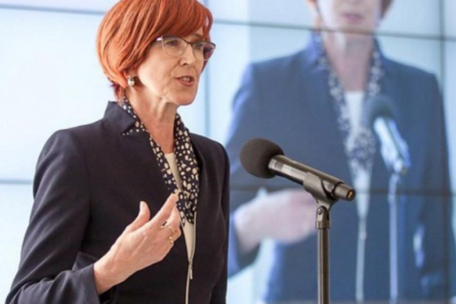 Elżbieta Rafalska: Polityka rodzinna to inwestycja z największą stopą zwrotu