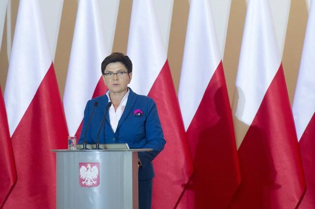 Premier Beata Szydło: Reforma edukacji dobrze przygotowana, są miejsca pracy dla nauczycieli