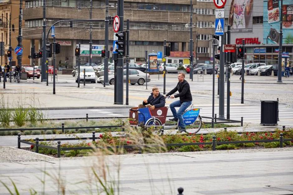 Rowerem miejskim przewieziesz dzieci i zakupy
