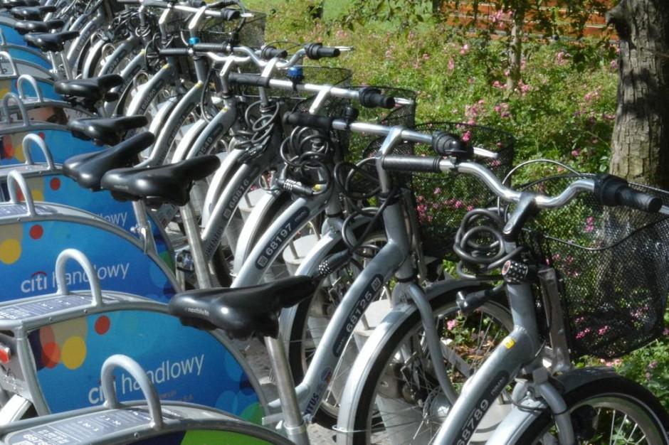 Mieszkańcy Poznania mogą wybrać lokalizację nowej stacji roweru miejskiego