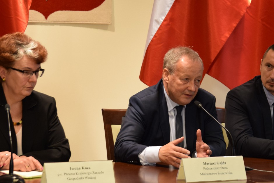 Iwona Koza pełnomocnikiem do spraw organizacji Wód Polskich
