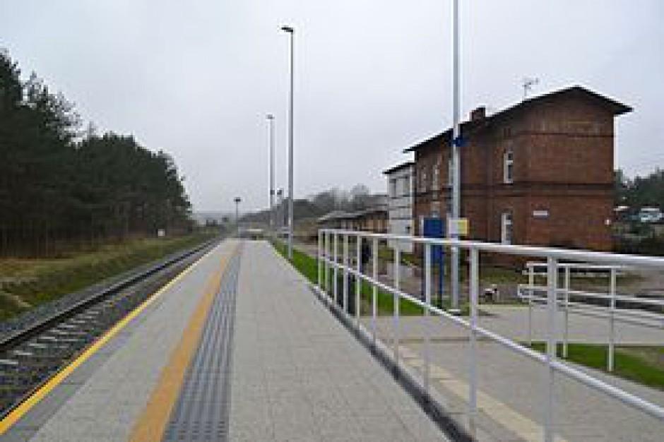 Radom. Inwestycje na stacjach oraz przystankach kolejowych