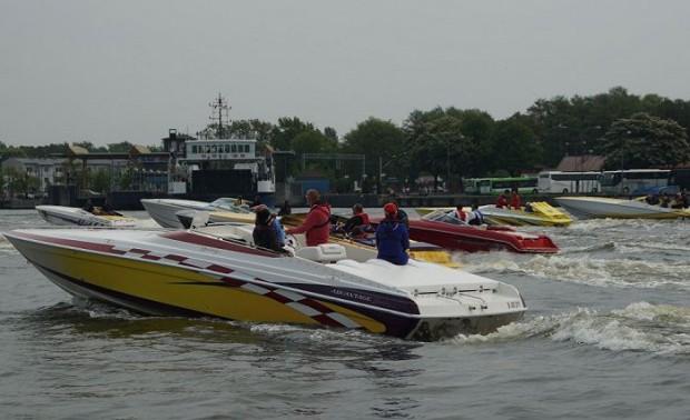 Szczecin. Do miasta zawiną superszybkie łodzie