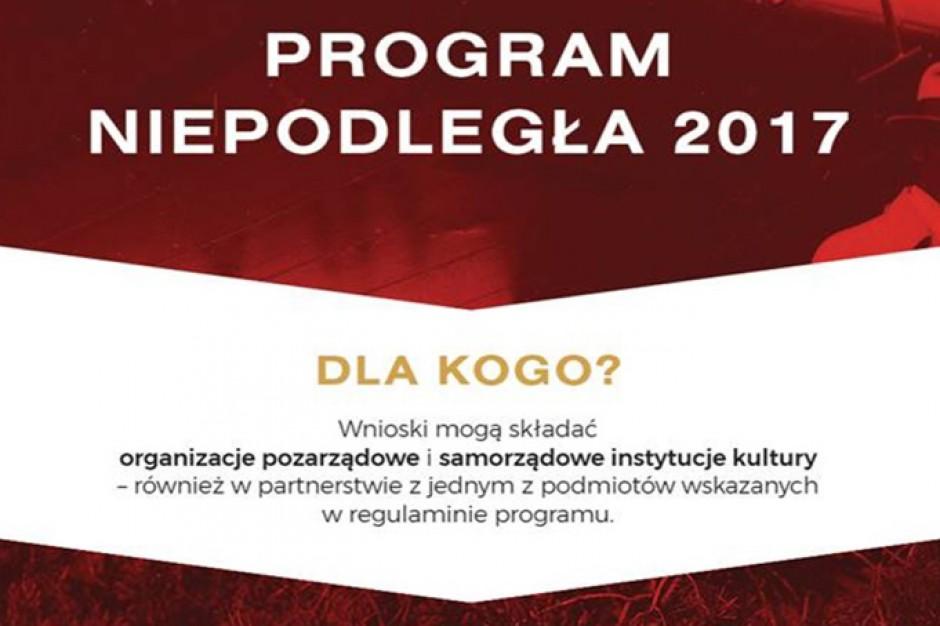 """Dolnośląskie. Trzy projekty wojewody w ramach Programu Wieloletniego """"Niepodległa"""""""