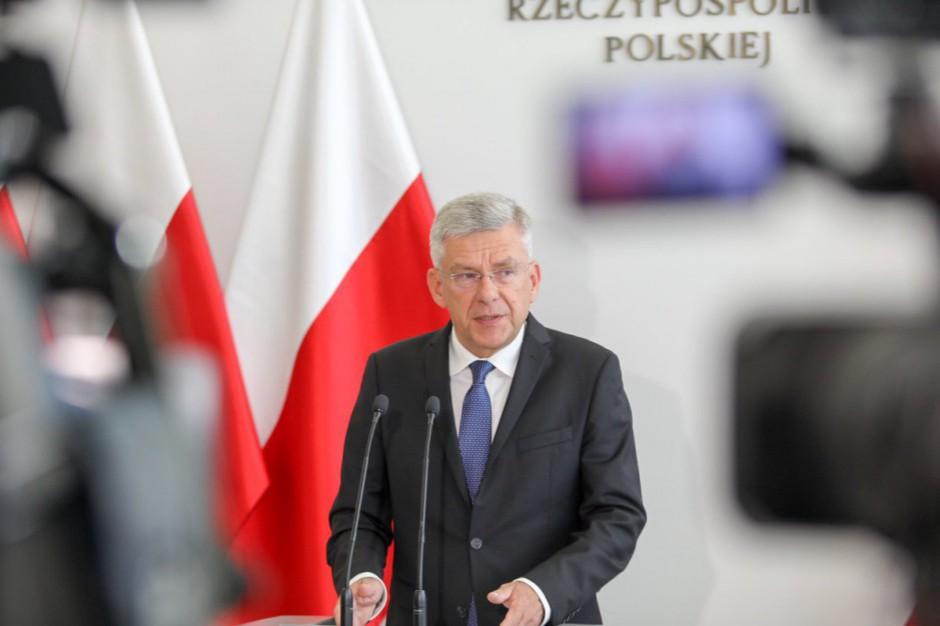Stanisław Karczewski (fot.twitter.com/StKarczewski)