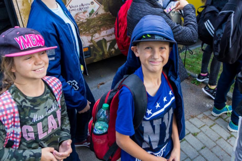 Nakło nad Notecią i Potulice: Dzieci z opóźnieniem rozpoczęły rok szkolny