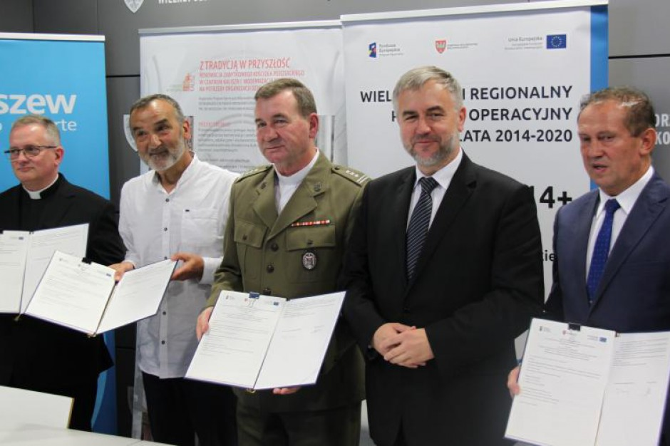 Wielkopolska: Ponad 16 mln zł na dziedzictwo kulturowe