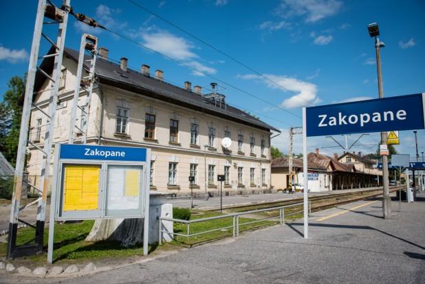 Dworzec kolejowy w Zakopanem zostanie gruntownie odnowiony