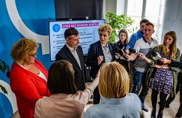 Łódź chce zlikwidować wszystkie domy dziecka