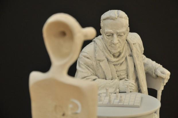 Radom postawi rzeźbę upamiętniającą Witolda Gombrowicza
