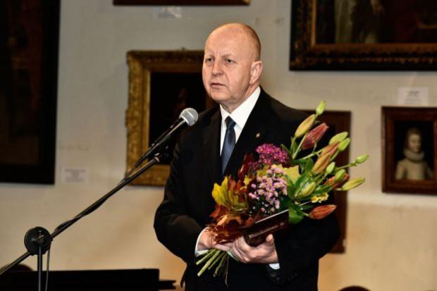 Wojciech Długoborski prezes Unii Miasteczek Polskich, zastępca burmistrza Gminy Chojna (fot.ligakrajowa.org)