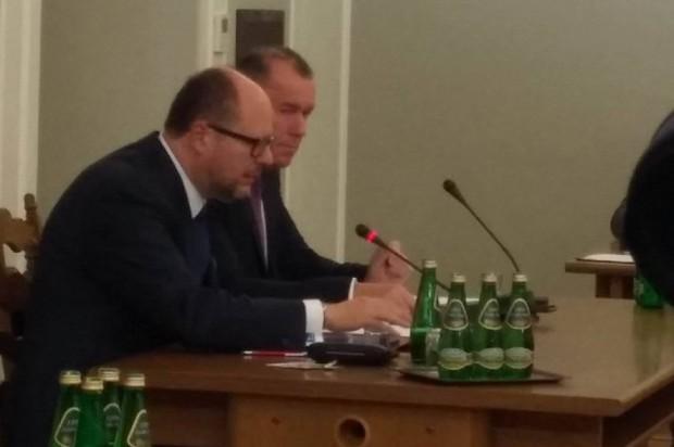Zeznania prezydenta Adamowicza naiwne? Tak twierdzi polityk PiS