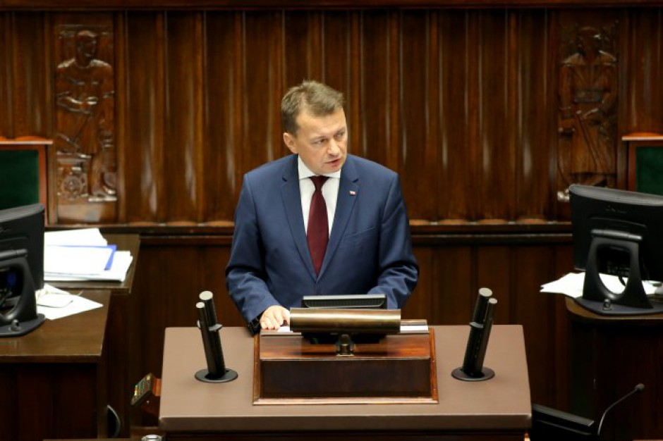 MSWiA przekazało gminom 58 mln zł dla poszkodowanych po nawałnicach