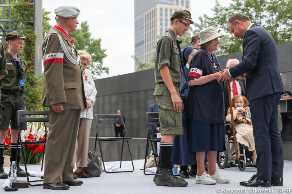 Sejm zajmie się pomocą dla powstańców warszawskich